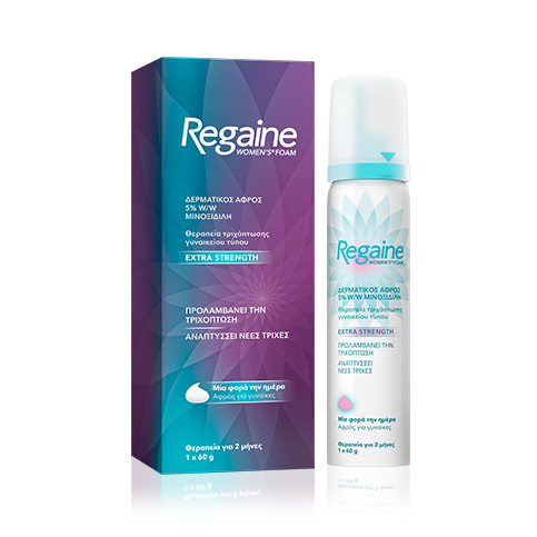 Regaine® for Women Hair Loss FOAM Pack